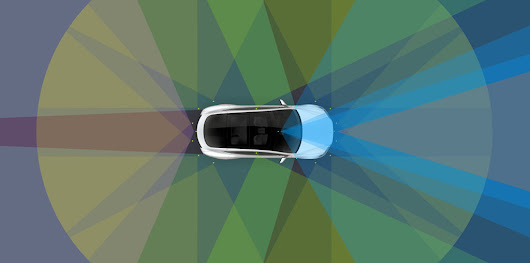 Tesla upgrades self-driving sensors, hardware; full autonomy test next year?