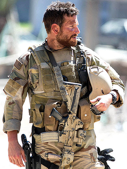 That's Intense! How Bradley Cooper Got Really Ripped for American Sniper Role