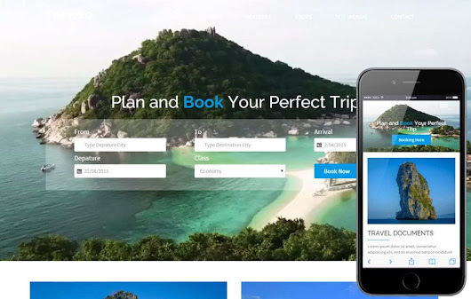 Travelo a Travel Guide Flat Bootstrap Responsive web template by w3layouts