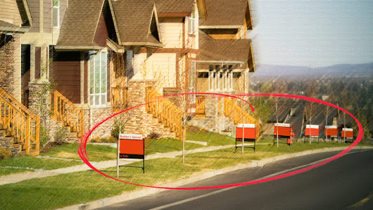 Watch Out for These 7 Neighborhood Red Flags When Buying a Home | ®