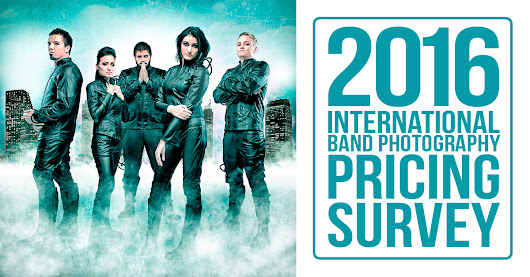 2016 International Band Photography Pricing Survey
