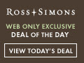 Deal of the day at Ross-Simons