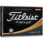 Titleist Pro V1 Golf Balls, High Numbers