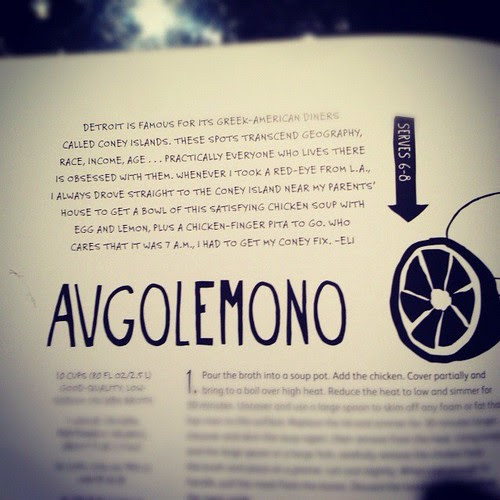 Avgolemono from This Is a Cookbook