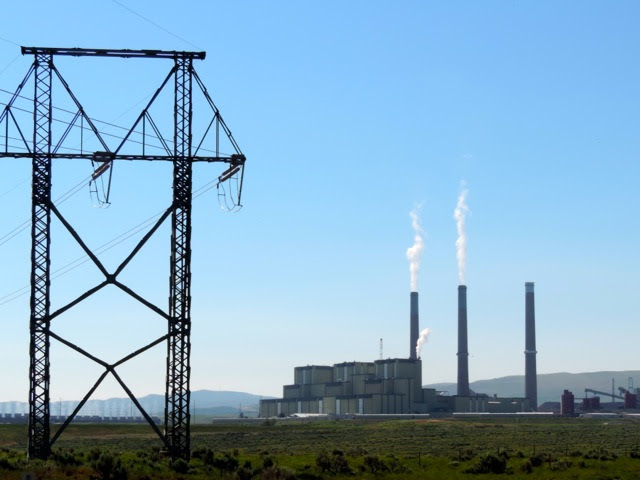 Craig Power Plant pc WildEarth Guardians