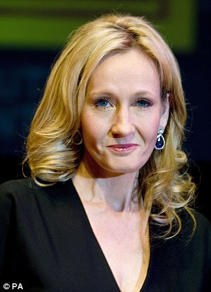 'Robert Galbraith': Author JK Rowling has spoken about the events surrounding the identity of the real author of crime novel The Cuckoo's Calling - herself