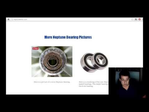 Tony Tool Review Maytag Neptune Bearing Replacement Tool