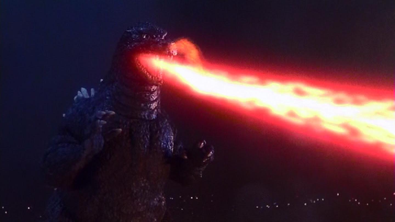 Powered-up Godzilla is WORSE Godzilla!