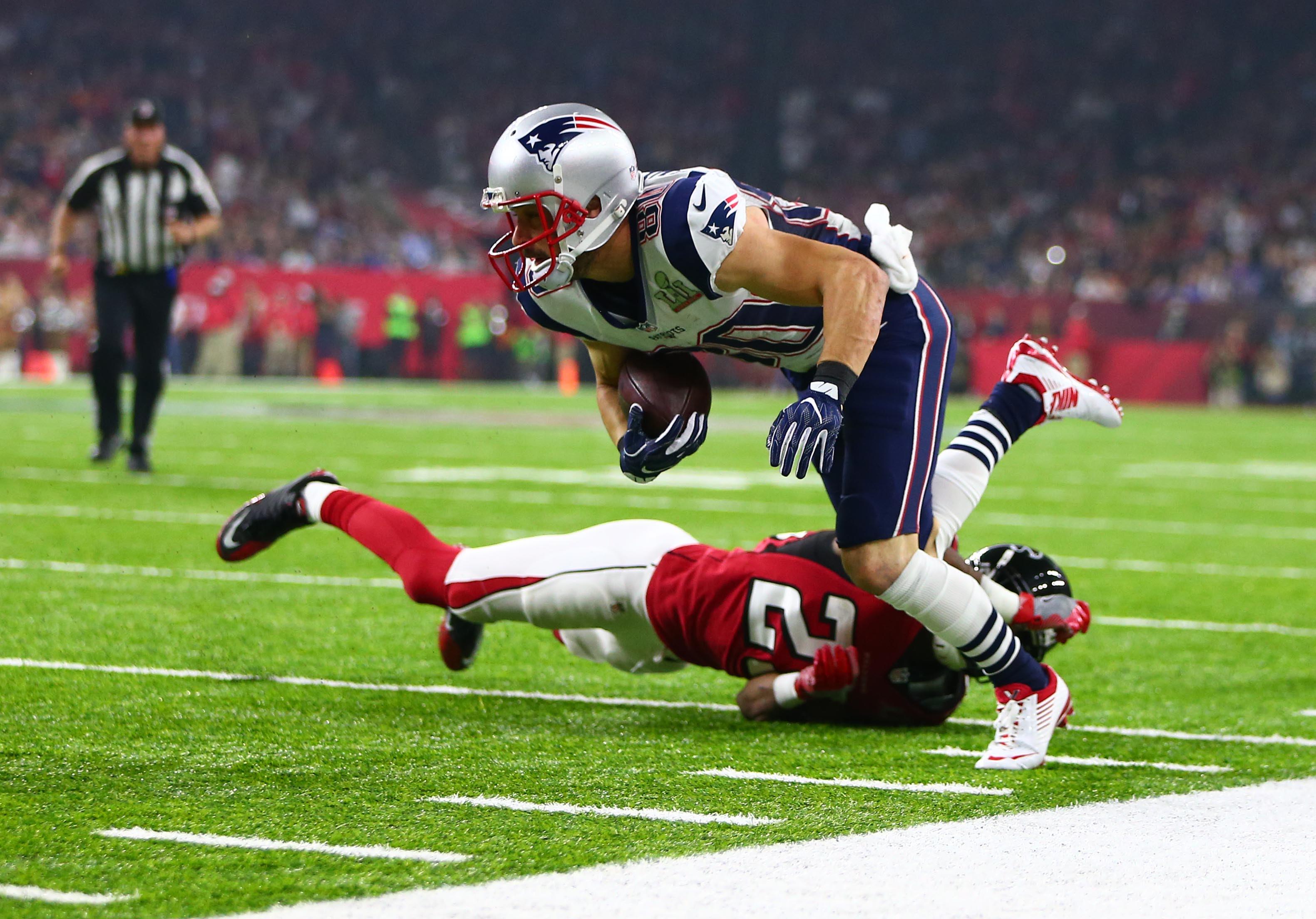 New England Patriots: Assessing Danny Amendolas Value