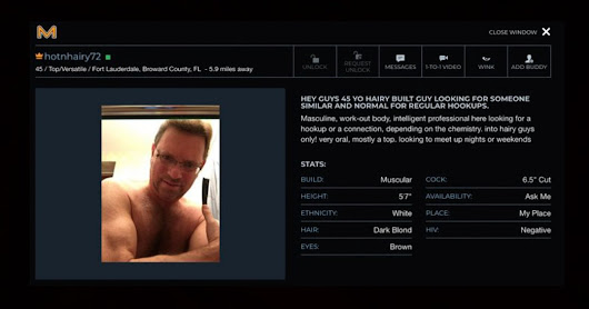 "Notorious Ex-Gay Therapist Outed As ""Hotnhairy72"""