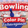 Win a Prize at the Bowling Color Pin Extravaganza!