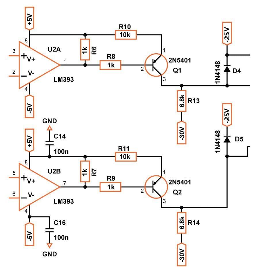 I'm Yahica: Voltage Amplifier Circuit 5v To 12v