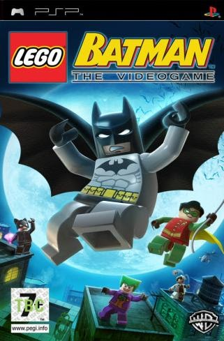 PSP ROMs PC e Android: LEGO Batman - The Videogame PSP ISO