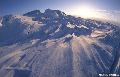 Arctic landscape (Martin Hartley)