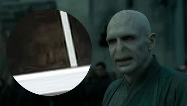 voldermort comparison of trowbridge ghost