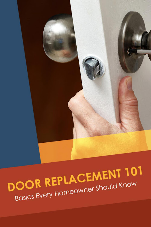 Door replacement 101 basics for every homeowner