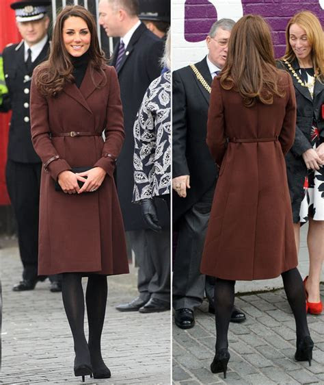 Thrifty Kate strikes again! Duchess wears £369 Hobbs