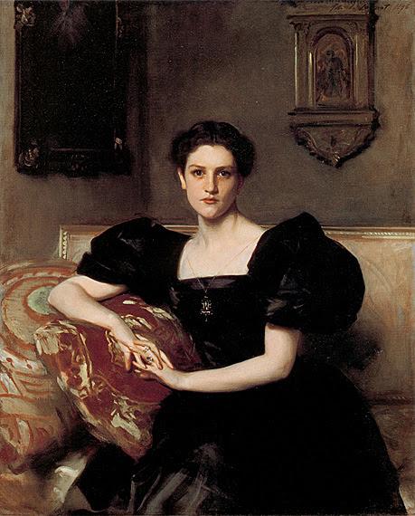 John Singer Sargent, Elizabeth Winthrop Chanler