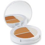 Sheer Cover Studio – Conceal and Brighten Highlight Trio – Two-Toned Concealers – Shimmering Highlighter – Tan/Dark Shade – with Free Concealer