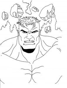 hulk010  printable coloring pages