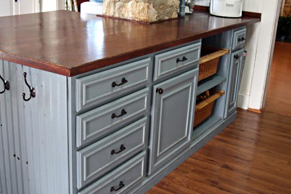 Wood Kitchen Countertops | Wood Countertops DIY