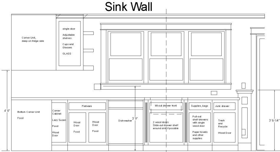 Kitchen Windows and Patio Door - Pete Brown's 10rem.net