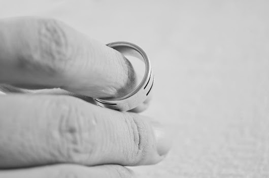 We're getting divorced later in life with implications for pension savings