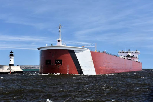 Port of Duluth-Superior Generates $1.4 bln and 8,000 Jobs
