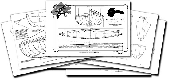 Landscape design plans: Stitch and glue boat plans free