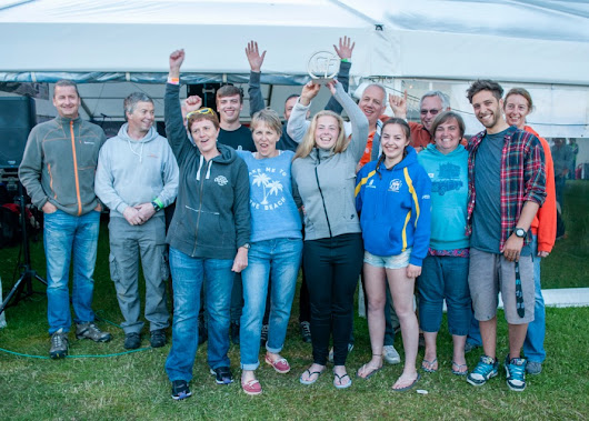 National Watersports Festival 2017 Windsurfing Awards