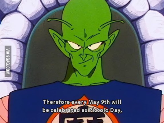 The day Piccolo claimed as King of Earth. Happy Piccolo Day everyone!
