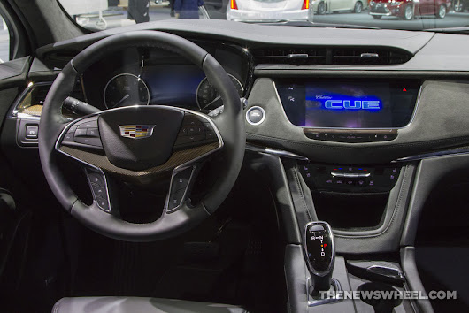 Cadillac XT5 Declared One of Autotrader's 10 Best Car Interiors Under $50,000 for 2017