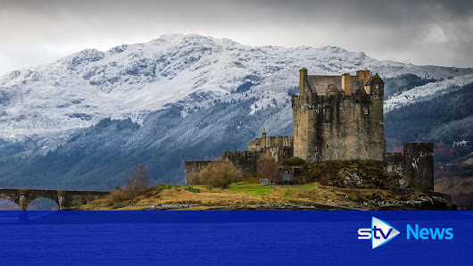 Scotland voted most beautiful country in the world