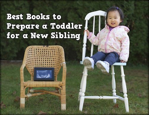Top 12 Books to Prepare a Toddler for a New Baby