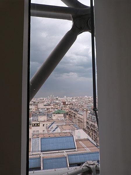 paris cu de Pompidou