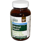 Gaia SystemSupport Adrenal Health, Vegetarian Liquid Phyto Caps, Value Size - 120 phyto caps