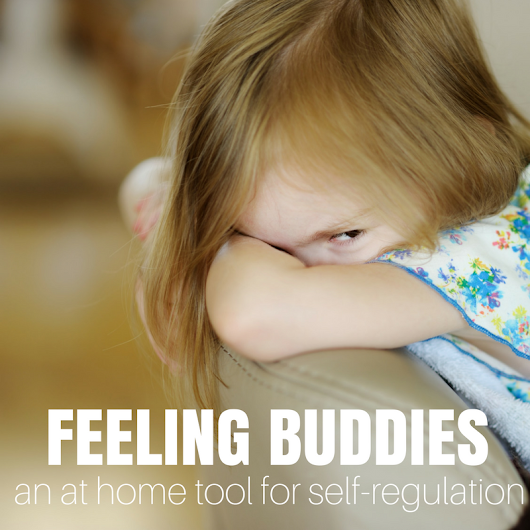 Feeling Buddies Help Your Child Learn To Self Regulate - No Time For Flash Cards