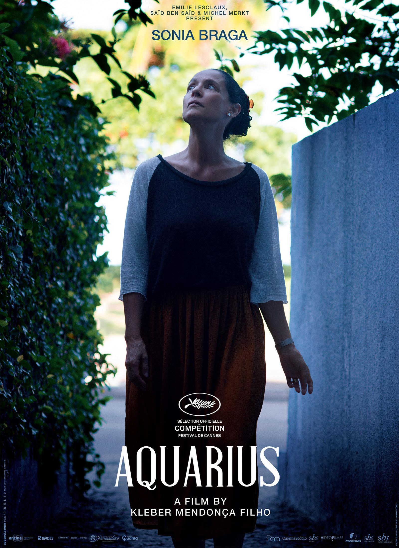 Resultado de imagem para aquarius poster