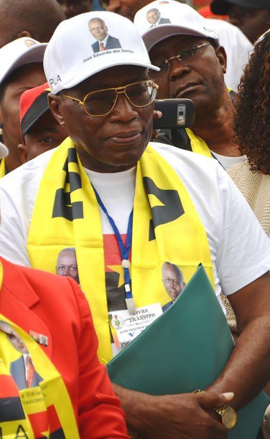 """""""Savimbi queria ser conselheiro  do Presidente José Eduardo dos Santos"""", diz   Jorge Valentim"""