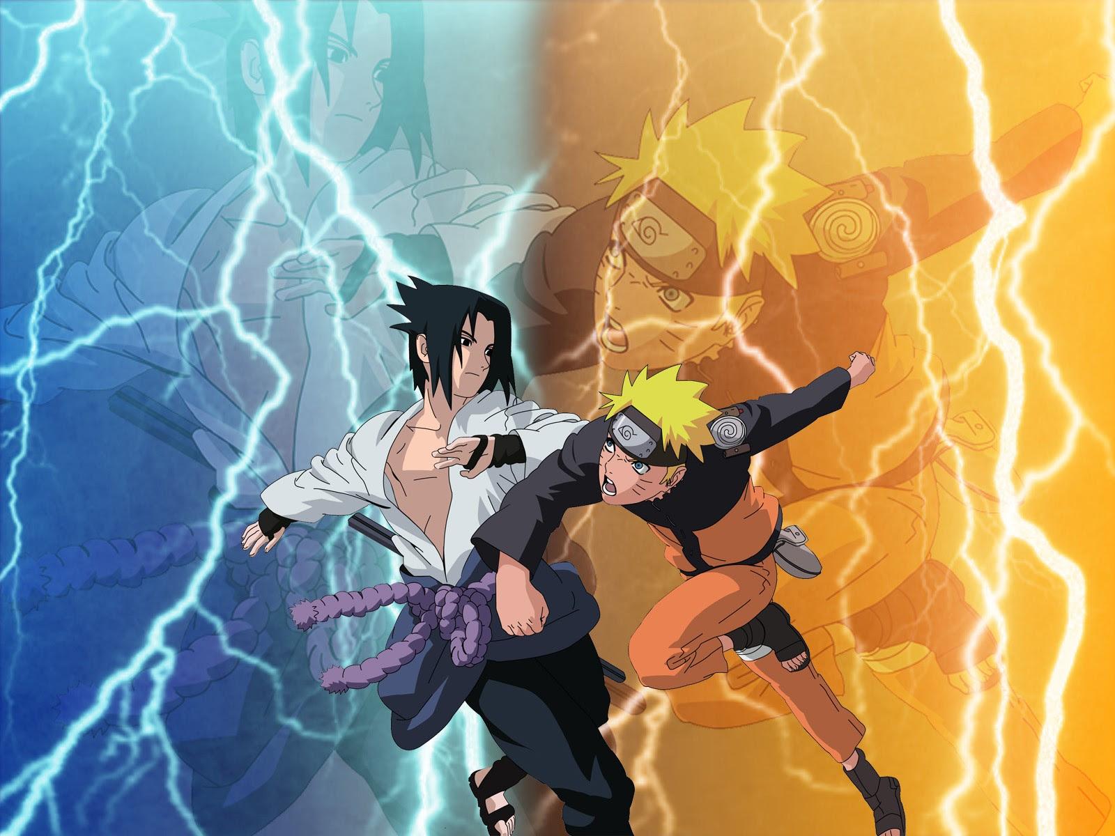 Naruto Vs Sasuke Victoror Unknown Naruto Shippuuden