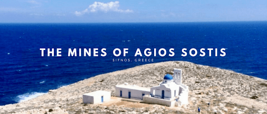 The Mines of Agios Sostis: A Hiking Adventure on Sifnos | Her Life in Ruins