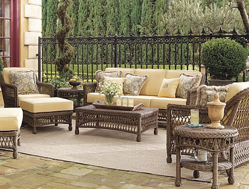 Frontgate Hampton Outdoor Furniture Collection - Patio ...