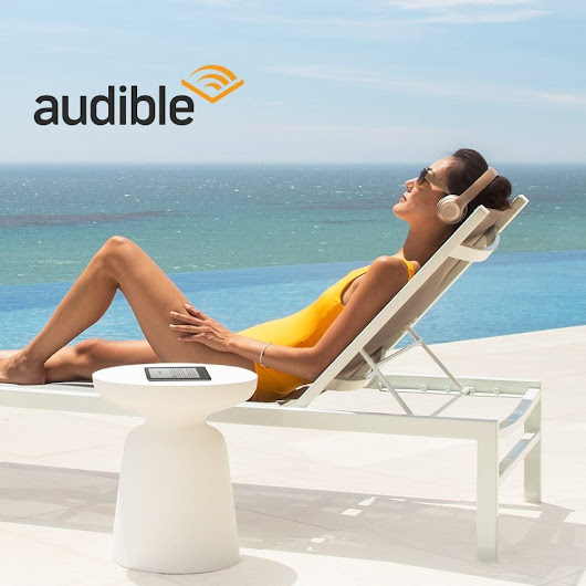 Audible will soon be available on all Kindle e-Readers