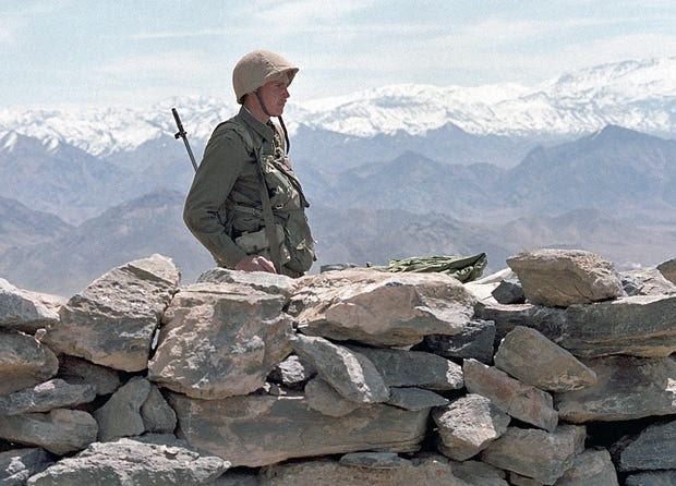 afghanistan Russia