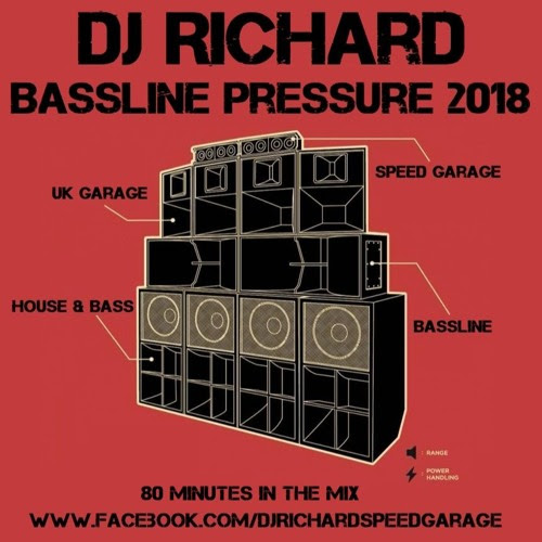 DJ Richard - Bassline Pressure 2018 - 80mins of New Speed Garage & Bass by Dj-Richard