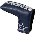 Team Golf Dallas Cowboys Vintage Blade Putter Cover