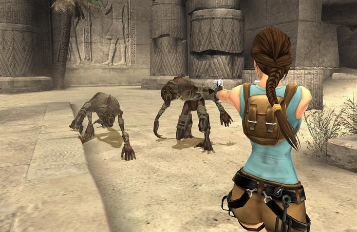 Tomb Raider: Anniversary (Foto: Divulgação)