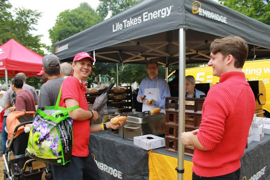 Trudeau Liberals to reimburse Enbridge for hot dogs over pipeline concerns