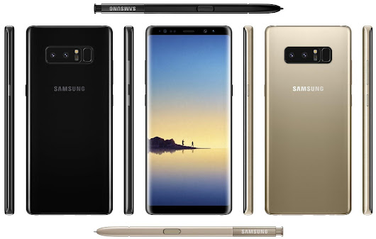 Samsung Galaxy Note 8: Why you're going to love this phablet - Movie TV Tech Geeks News