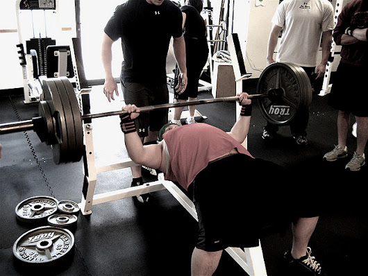 Efficient Benching Part 1: 7 Rules to Crush the Bench